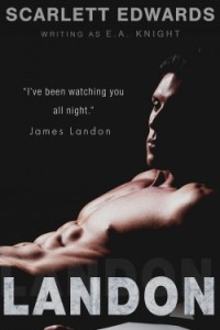 LANDON BY E.A.KNIGHT